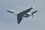 tsubasa0624さんが、羽田空港で撮影した海上保安庁 G-V Gulfstream Vの航空フォト(飛行機 写真・画像)