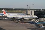 matsuさんが、フランクフルト国際空港で撮影した中国国際航空 A340-313Xの航空フォト(写真)