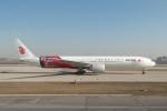 krozさんが、北京首都国際空港で撮影した中国国際航空 777-39L/ERの航空フォト(写真)
