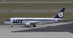 matsuさんが、フランクフルト国際空港で撮影したLOTポーランド航空 ERJ-170-200 LR (ERJ-175LR)の航空フォト(写真)