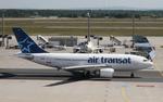 matsuさんが、フランクフルト国際空港で撮影したエア・トランザット A310-304の航空フォト(写真)