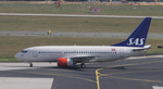matsuさんが、フランクフルト国際空港で撮影したスカンジナビア航空 737-705の航空フォト(飛行機 写真・画像)