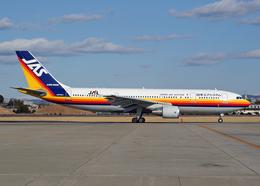 航空フォト:JA014D 日本航空 A300-600