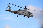 HIGHBALLさんが、峯岡山分屯基地で撮影した海上自衛隊 SH-60Jの航空フォト(写真)