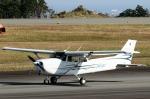 demodori6さんが、静岡空港で撮影したアイベックスアビエイション 172S Skyhawk SPの航空フォト(写真)