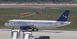 matsuさんが、フランクフルト国際空港で撮影したシリア・アラブ航空 A320-232の航空フォト(写真)