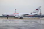 ぽんさんが、関西国際空港で撮影したロシア航空 Il-96-300の航空フォト(写真)