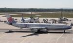 matsuさんが、フランクフルト国際空港で撮影したチャイナエアライン A340-313Xの航空フォト(写真)