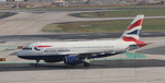 matsuさんが、フランクフルト国際空港で撮影したブリティッシュ・エアウェイズ A319-131の航空フォト(飛行機 写真・画像)