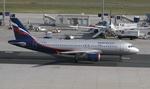 matsuさんが、フランクフルト国際空港で撮影したアエロフロート・ロシア航空 A320-214の航空フォト(写真)