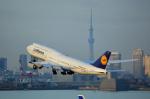 ktaroさんが、羽田空港で撮影したルフトハンザドイツ航空 747-830の航空フォト(写真)