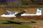 Chofu Spotter Ariaさんが、角田滑空場で撮影した東北大学学友会航空部 - Tohoku University Aviation Club ASK 21の航空フォト(飛行機 写真・画像)