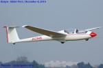 Chofu Spotter Ariaさんが、羽生滑空場で撮影した羽生ソアリングクラブ ASK 21の航空フォト(飛行機 写真・画像)