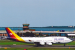 菊池 正人さんが、シドニー国際空港で撮影したエア・パシフィック 747-412の航空フォト(写真)