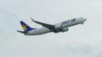 Koj-skadb2116さんが、福岡空港で撮影したスカイマーク 737-8HXの航空フォト(写真)