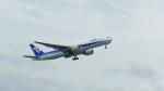 Koj-skadb2116さんが、福岡空港で撮影した全日空 777-281の航空フォト(写真)