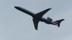 Koj-skadb2116さんが、福岡空港で撮影したアイベックスエアラインズ CL-600-2C10 Regional Jet CRJ-702ERの航空フォト(写真)