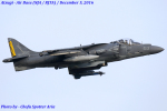 Chofu Spotter Ariaさんが、厚木飛行場で撮影したアメリカ海兵隊 AV-8B(R) Harrier II+の航空フォト(飛行機 写真・画像)