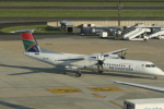 matobisarさんが、O・R・タンボ国際空港で撮影したサウス・アフリカン・エクスプレス DHC-8-402Q Dash 8の航空フォト(写真)