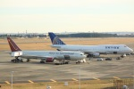 cassiopeiaさんが、横田基地で撮影したユナイテッド航空 747-422の航空フォト(写真)