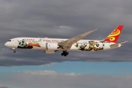 マッカラン国際空港 - McCarran International Airport [LAS/KLAS]で撮影された海南航空 - Hainan Airlines [HU/CHH]の航空機写真