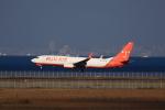 T.Sazenさんが、関西国際空港で撮影したチェジュ航空 737-8Q8の航空フォト(写真)
