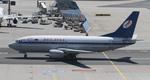 matsuさんが、フランクフルト国際空港で撮影したベラヴィア航空 737-5Q8の航空フォト(写真)