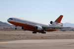 チャッピー・シミズさんが、ネリス空軍基地で撮影した10タンカー エア キャリア DC-10-30の航空フォト(写真)