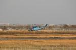 さちやちさんが、佐賀空港で撮影した佐賀県警察 AW109SPの航空フォト(写真)