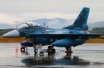 Kuuさんが、築城基地で撮影した航空自衛隊 F-2Aの航空フォト(写真)
