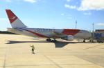 サイパンだ!さんが、サイパン国際空港で撮影したダイナミック・エアウェイズ 767-246の航空フォト(写真)