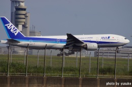 yusuke@HNDさんが、羽田空港で撮影した全日空 777-281の航空フォト(飛行機 写真・画像)