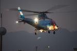サボリーマンさんが、出雲空港で撮影した島根県警察 A109E Powerの航空フォト(飛行機 写真・画像)