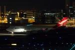 Mochi7D2さんが、羽田空港で撮影したカンタス航空 747-438の航空フォト(写真)