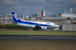 T.Sazenさんが、伊丹空港で撮影したエアーネクスト 737-54Kの航空フォト(飛行機 写真・画像)