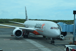 Kanatoさんが、ケアンズ空港で撮影したジェットスター 787-8 Dreamlinerの航空フォト(飛行機 写真・画像)