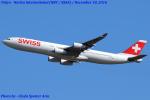 Chofu Spotter Ariaさんが、成田国際空港で撮影したスイスインターナショナルエアラインズ A340-313の航空フォト(飛行機 写真・画像)