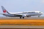 Tomo_lgmさんが、大分空港で撮影した日本航空 737-846の航空フォト(写真)