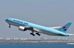 Dojalanaさんが、羽田空港で撮影した大韓航空 777-2B5/ERの航空フォト(写真)