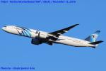 Chofu Spotter Ariaさんが、成田国際空港で撮影したエジプト航空 777-36N/ERの航空フォト(飛行機 写真・画像)
