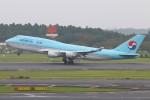 青春の1ページさんが、成田国際空港で撮影した大韓航空 747-4B5の航空フォト(写真)