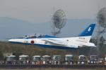 おぺちゃんさんが、新田原基地で撮影した航空自衛隊 T-4の航空フォト(写真)