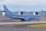 パンダさんが、成田国際空港で撮影したガスプロムアビア 737-7HD BBJの航空フォト(飛行機 写真・画像)