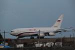 幹ポタさんが、山口宇部空港で撮影したロシア航空 Il-96-300の航空フォト(写真)