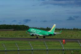 夏奈さんが、中標津空港で撮影したフジドリームエアラインズ ERJ-170-100 SU (ERJ-170SU)の航空フォト(写真)