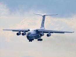 ナナオさんが、山口宇部空港で撮影したロシア空軍 Il-76MDの航空フォト(飛行機 写真・画像)