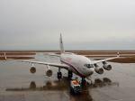 ナナオさんが、山口宇部空港で撮影したロシア航空 Il-96-300の航空フォト(写真)