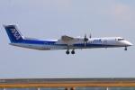 Tomo_lgmさんが、大分空港で撮影したANAウイングス DHC-8-402Q Dash 8の航空フォト(写真)