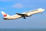 Tomo_lgmさんが、大分空港で撮影した日本航空 767-346の航空フォト(写真)