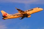 Tomo_lgmさんが、大分空港で撮影したジェイ・エア ERJ-170-100 (ERJ-170STD)の航空フォト(写真)